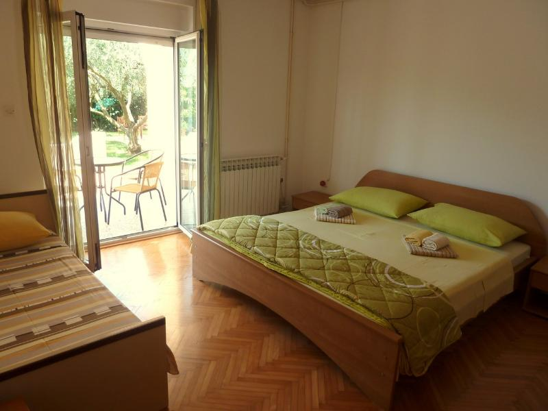 Apartment Paula, holiday rental in Zadar