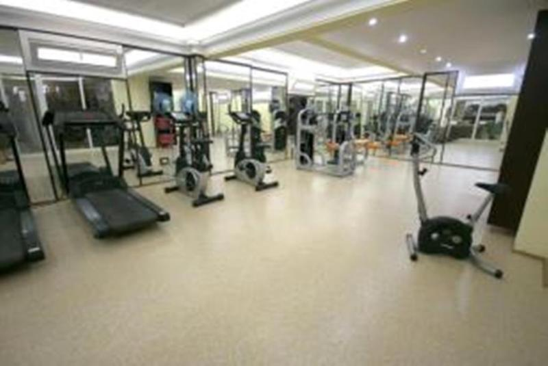 Fully equipted Gym