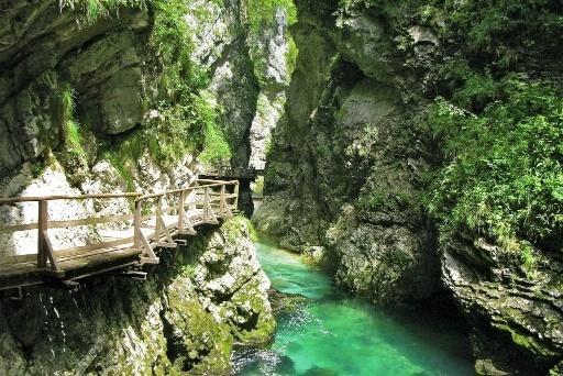 Vintner Gorge