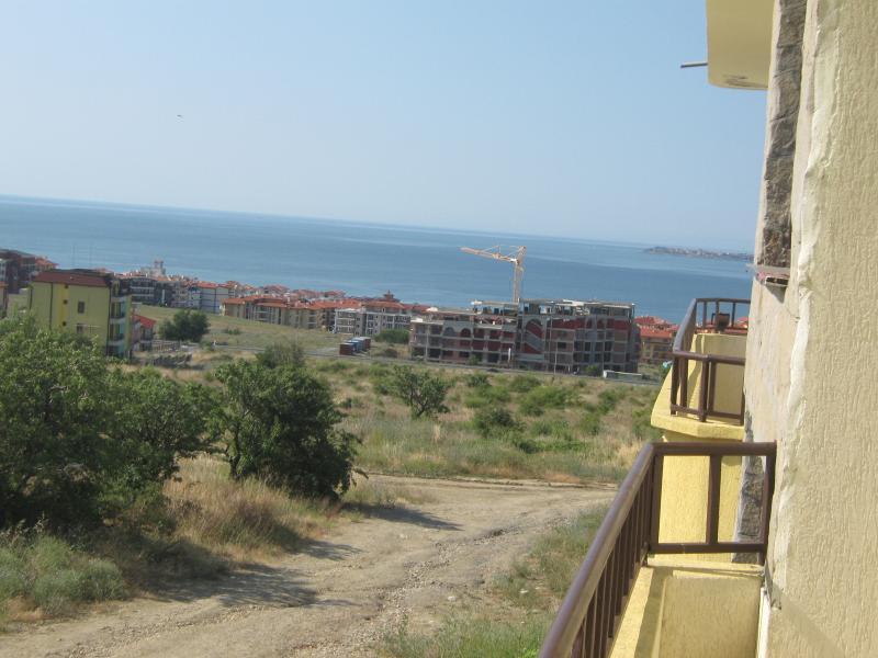 Balcony vies seaside