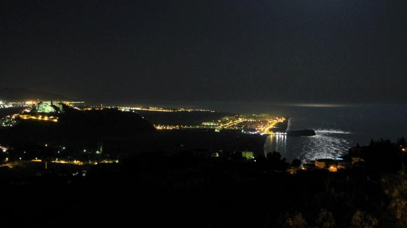 Salobrena at Night