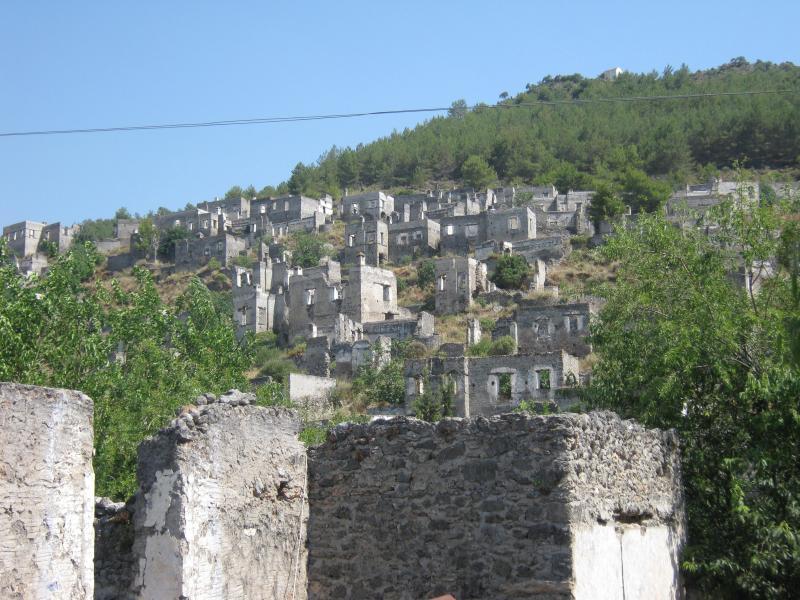 Ghost Village Kayakoy