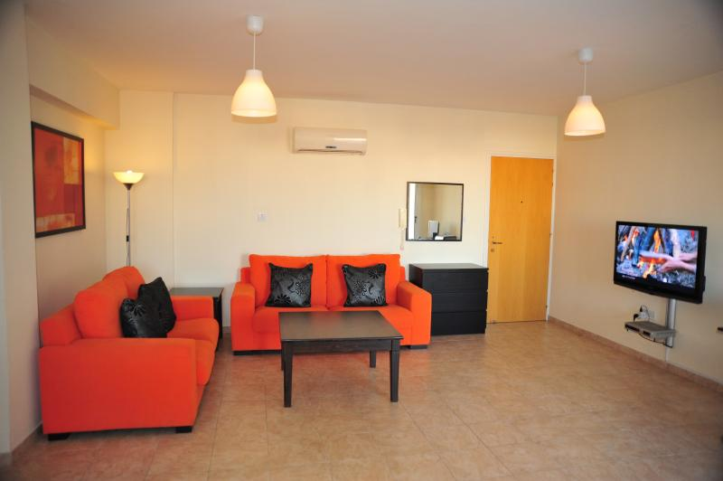 Holiday apartment in Larnaca, aluguéis de temporada em Arapkoy