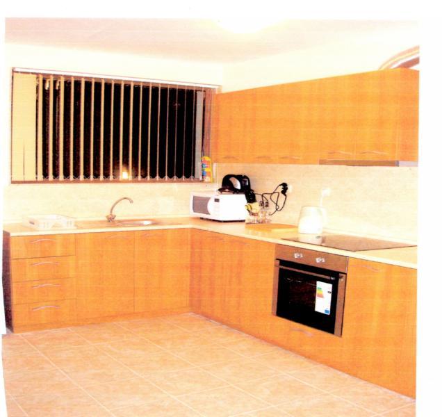 Villa Isola cozinha