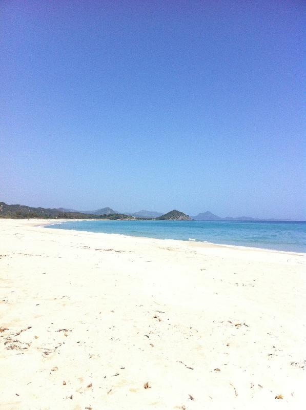 Castiadas Cala sinzias Beach