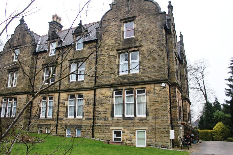 Marlborogh Mansions exterior