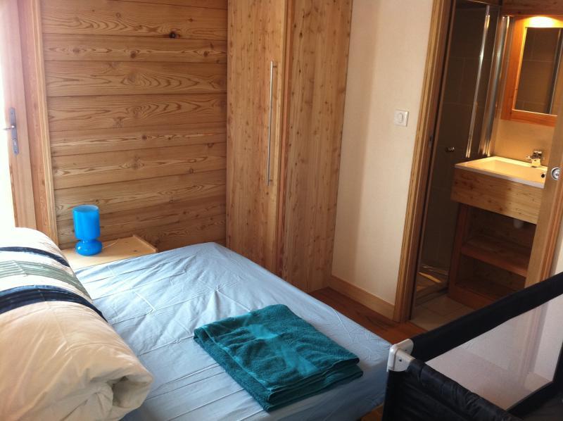 Dormitorio en suite doble.