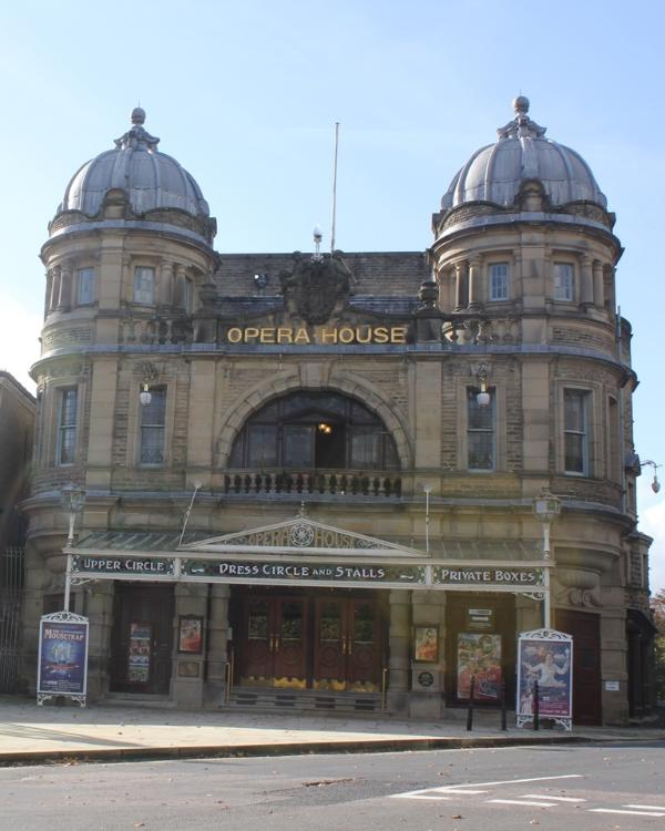 Buxton Opera House- 5 minutes walk