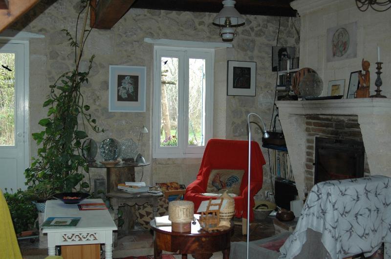 La Renardière, holiday rental in Sablons