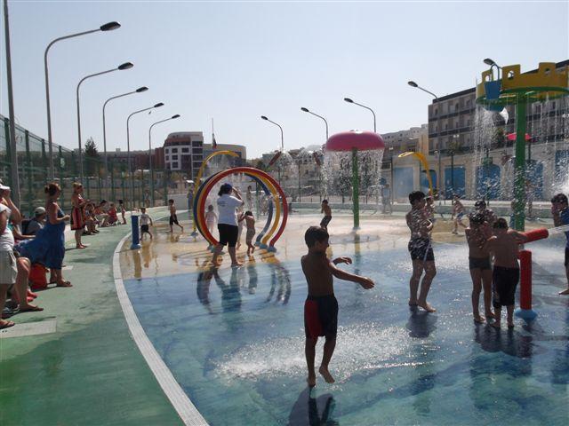 Public Kids water park