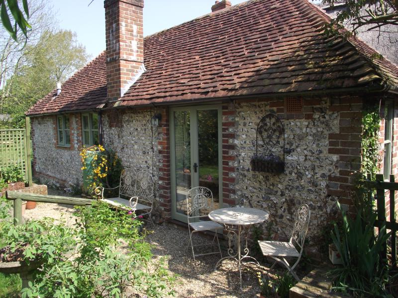Jardin et Patio Cottage orme