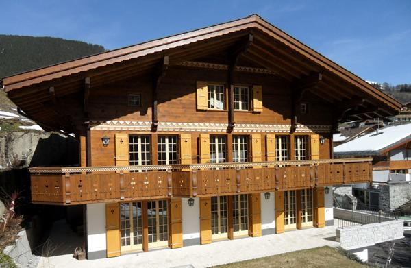 Chalet Rivendell, holiday rental in Jungfrau Region