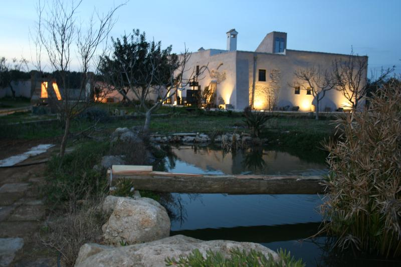 Masseria Mattiani, holiday rental in Squinzano