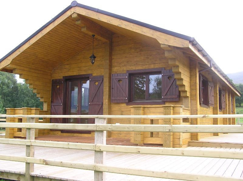 Chalet Blaich, holiday rental in Fort William