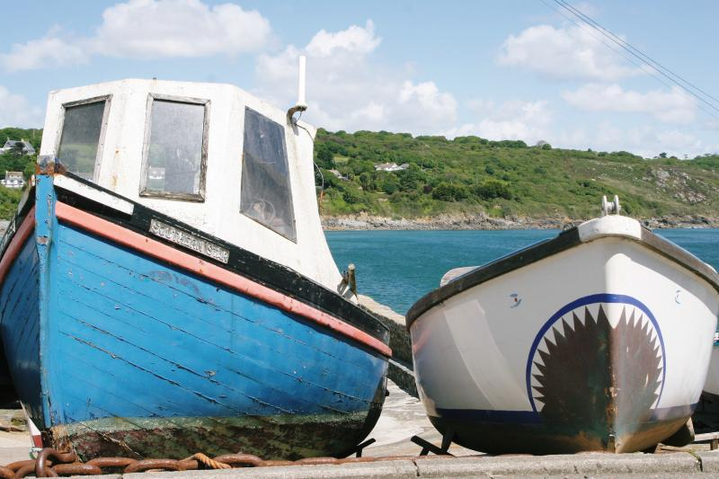 Coverack Boats John Such