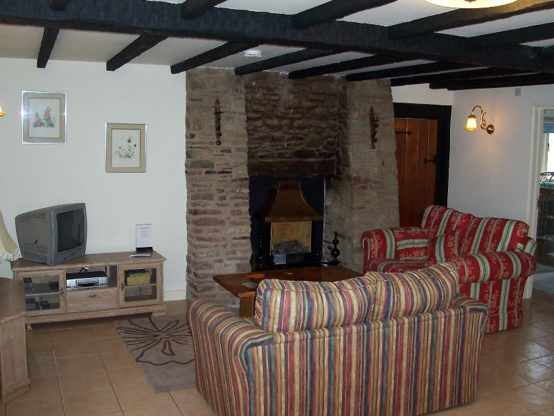 Lounge Lugg Cottage