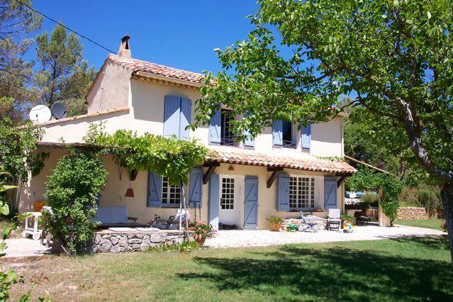 Les 2 Palmiers, peacefull holidays in Provence, location de vacances à Cotignac