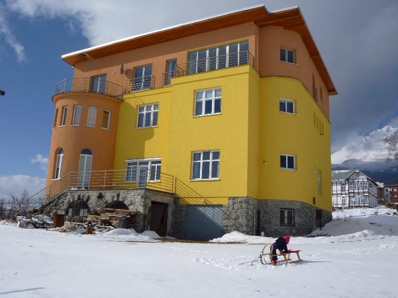 Scarlett - High Tatras Mountains, holiday rental in Stola