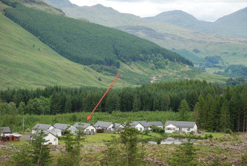 Blinkbonnie Cottage, vacation rental in Loch Lomond and The Trossachs National Park
