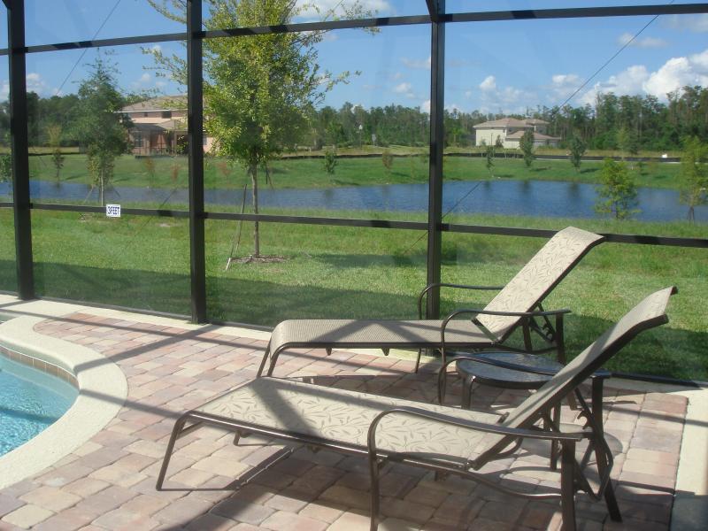 Relax and enjoy the Florida sunshine