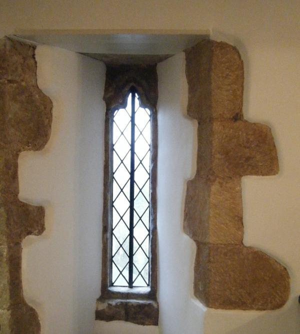 13 Century Window