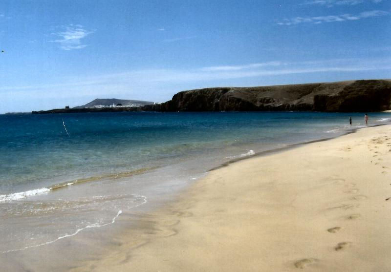 The largest and nearest of the fantastic Papagayo beaches, walking distance.