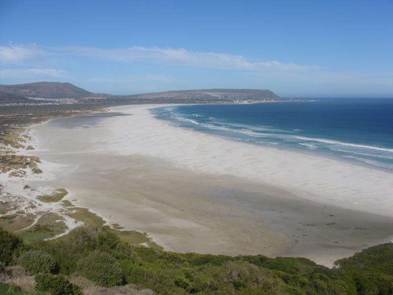 Noordhoek Beach from Chapmans Peak