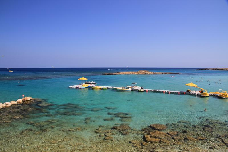 Fig Tree Bay (10mins from apartment)