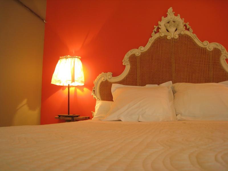 mezzanine double room