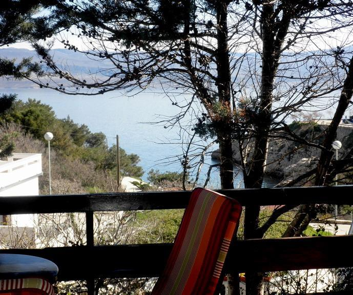 view from terrase