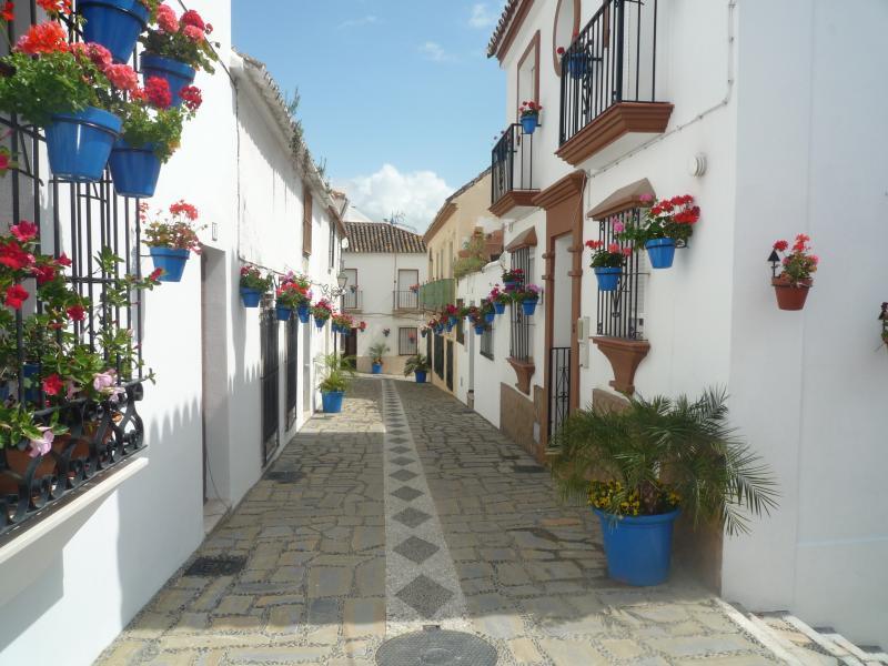 Estepona Old Town.