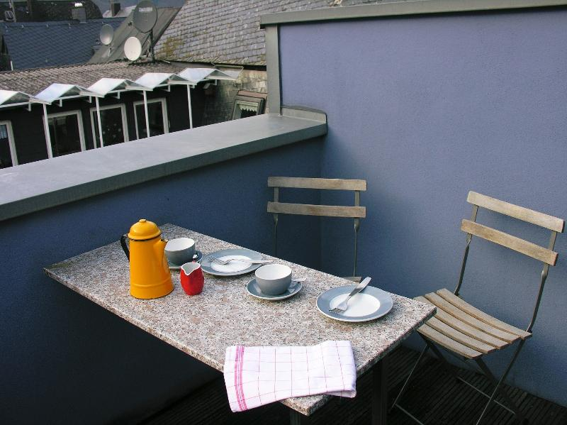 The Blue House with wifi and sauna, vacation rental in Enkirch