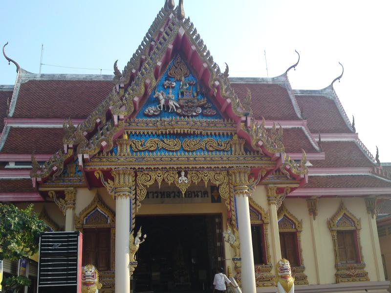Lots of beatiful temples