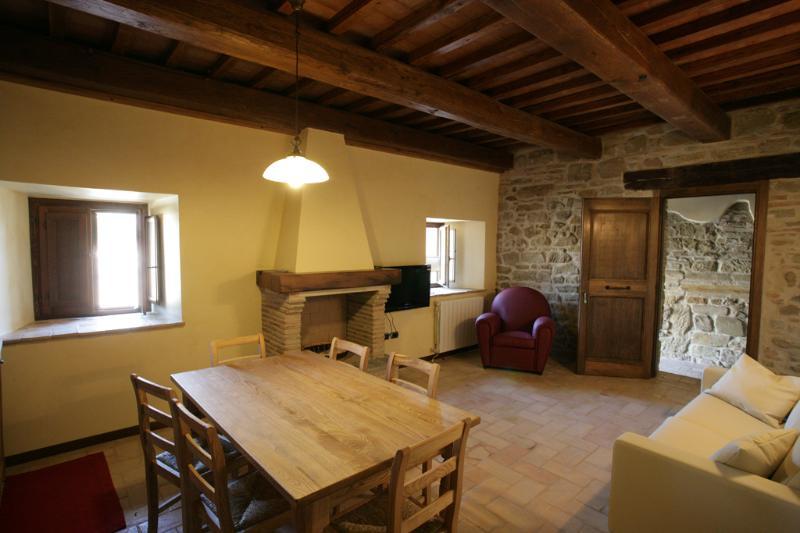 Casa del Borgo - Livingroom