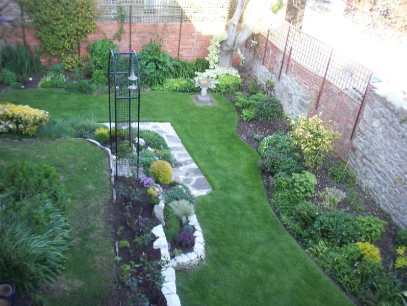 View of Garden, shared with Owner