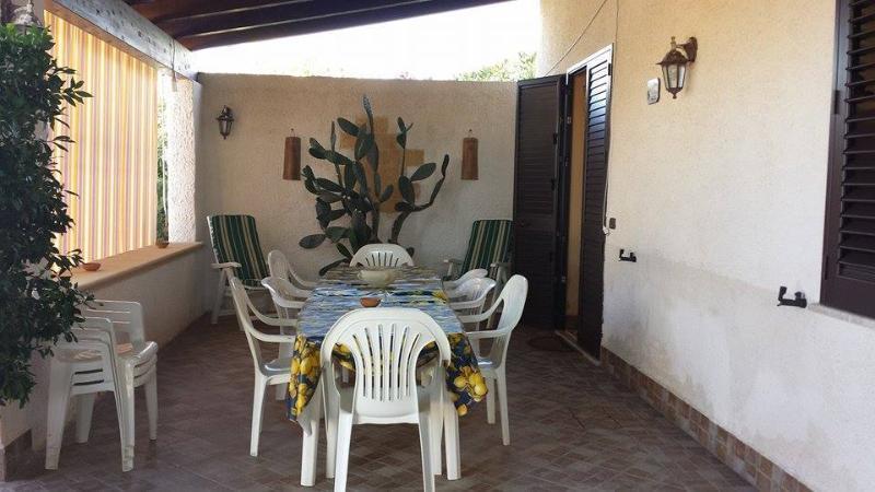 casa vacanza il vigneto, holiday rental in Digerbato