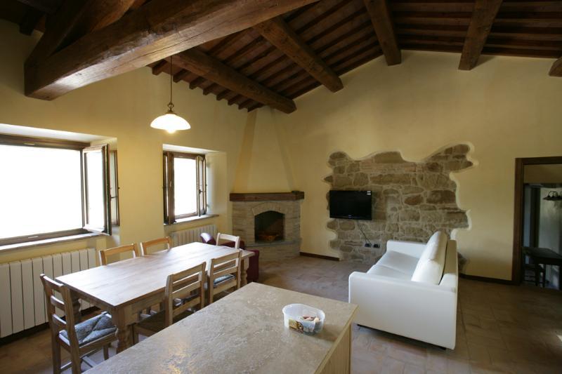 Casa dei Colli - Livingroom