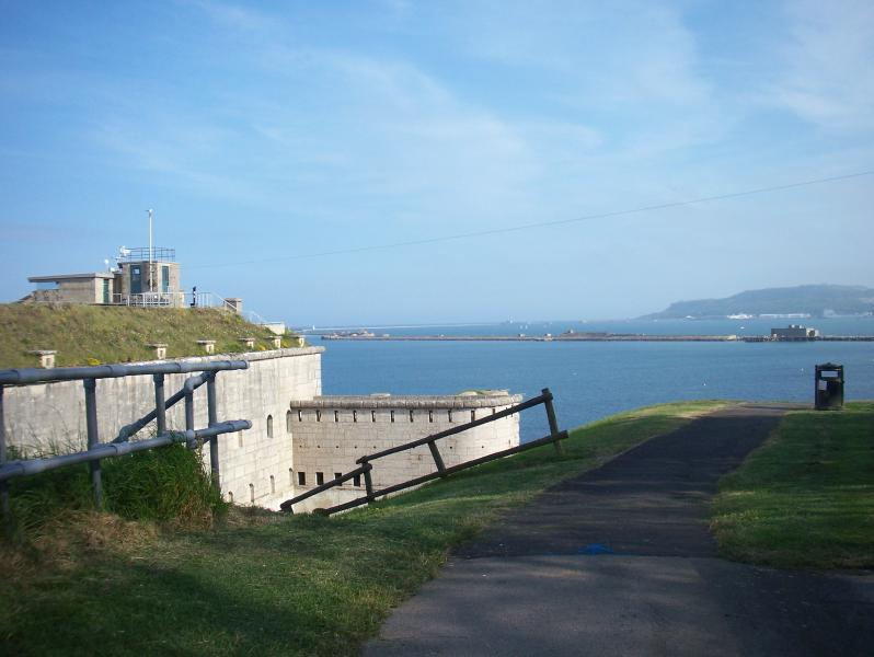 Nothe Fort & Portland Harbour, 1.1km from Rosehill