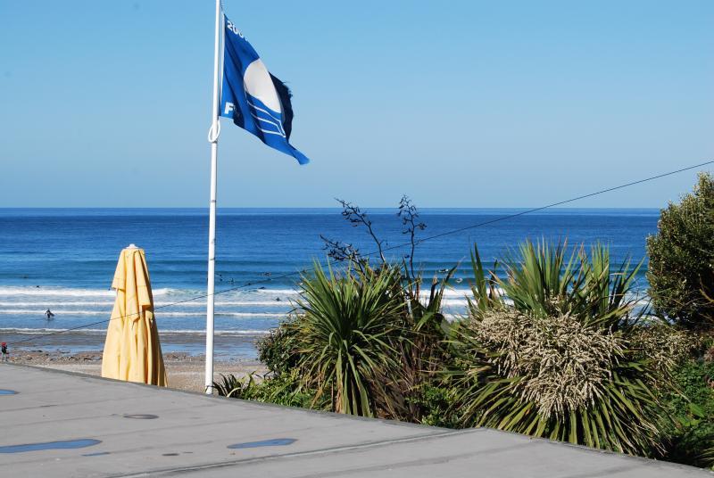 Award winning beach.