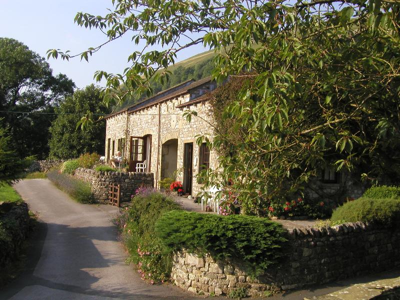 The Ghyll cottages