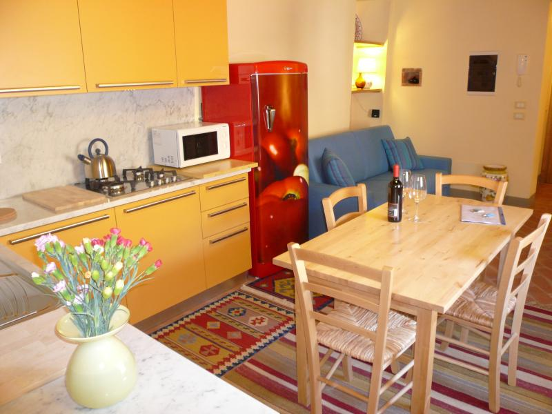 City centre apartment in the heart of Lucca with free wi-fi and air cond. !, holiday rental in Lucca