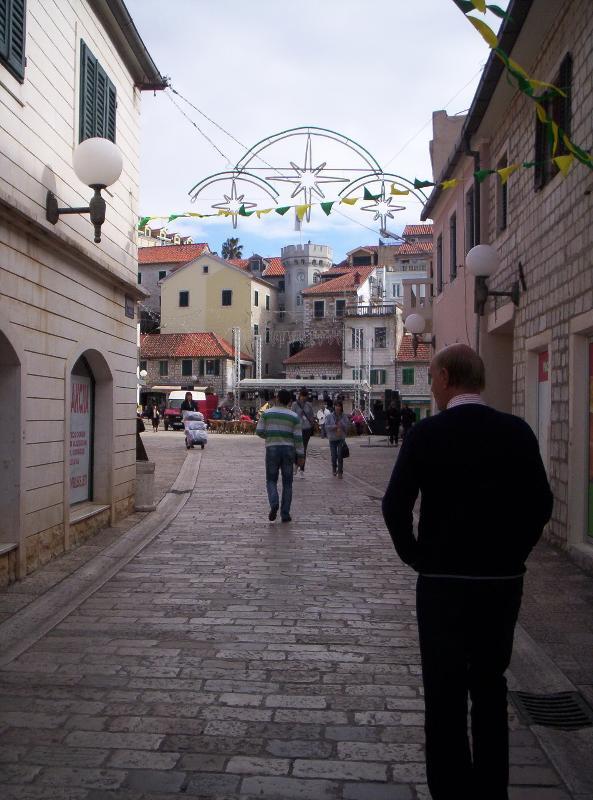 Herceg Novi - main square