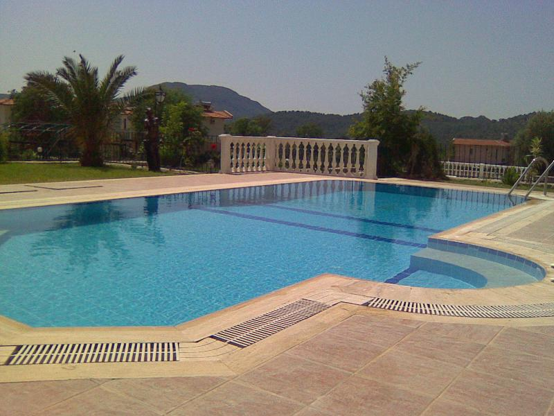 The Private Pool and Jaccuzzi