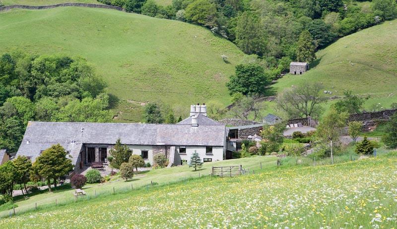 Grove Cottages on Grove Farm