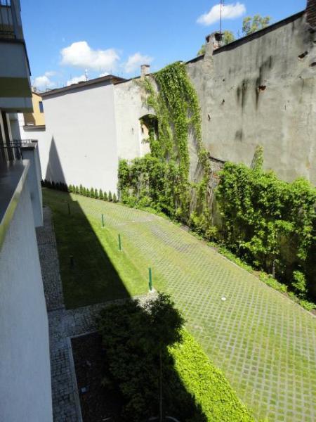 Une autre vue du balcon