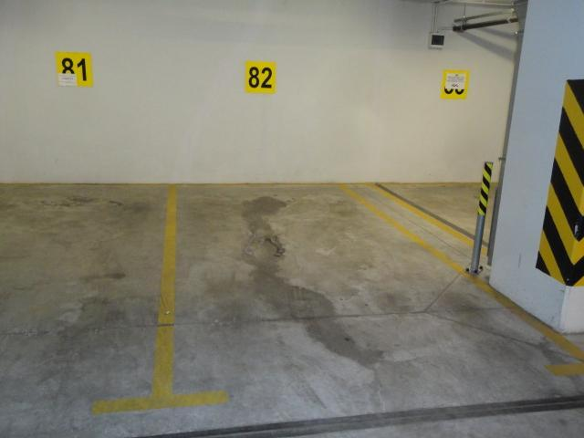 Parking Space Included
