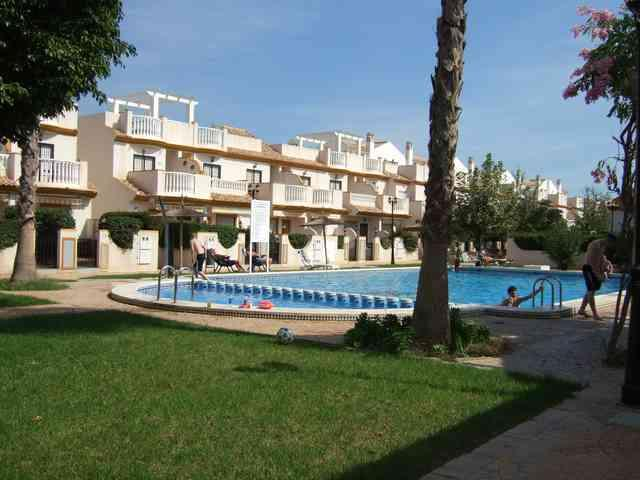 Aldeas De Aguamarina Phase I, vacation rental in Orihuela Costa