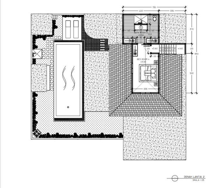 2nd level layout.