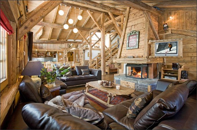 Chalet Eco Farm, vacation rental in Chamonix