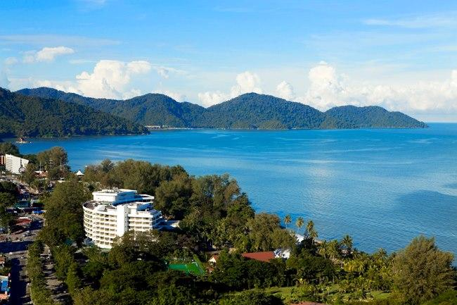 Susie's Seaside Holiday Apartments Penang, holiday rental in Penang Island